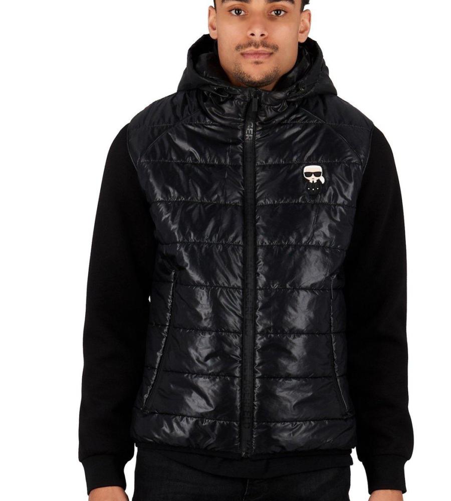 Down jacket Karl afbeelding 1