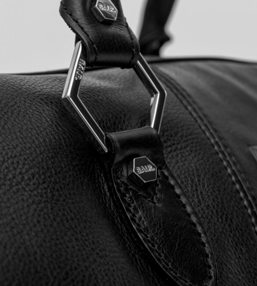 Leather weekender afbeelding 4