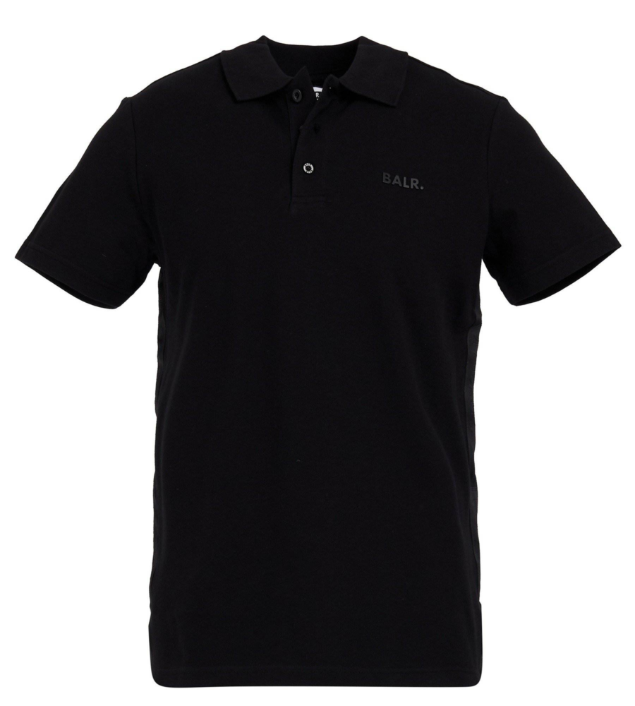 Tape Straight Polo Shirt afbeelding 1