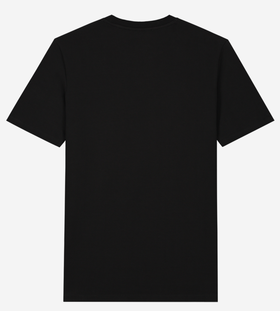 T-shirt met sustain-logo afbeelding 3