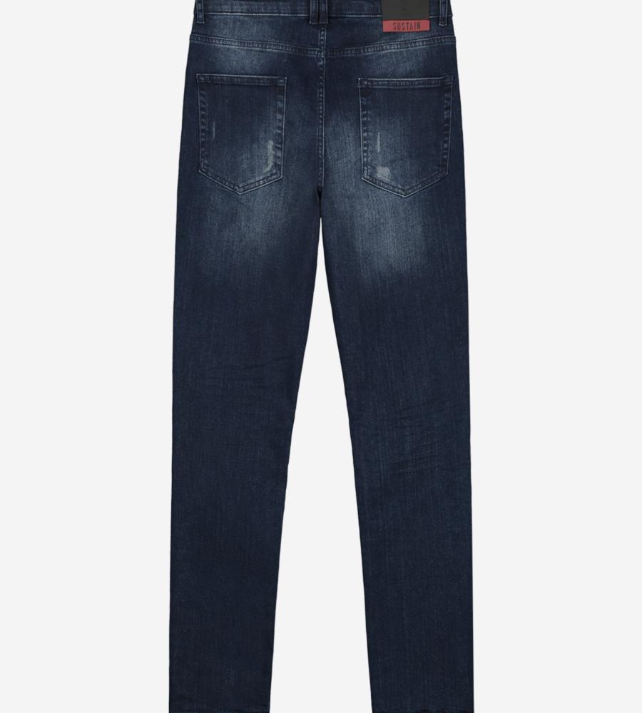 Jeans met Destroyed Details afbeelding 3