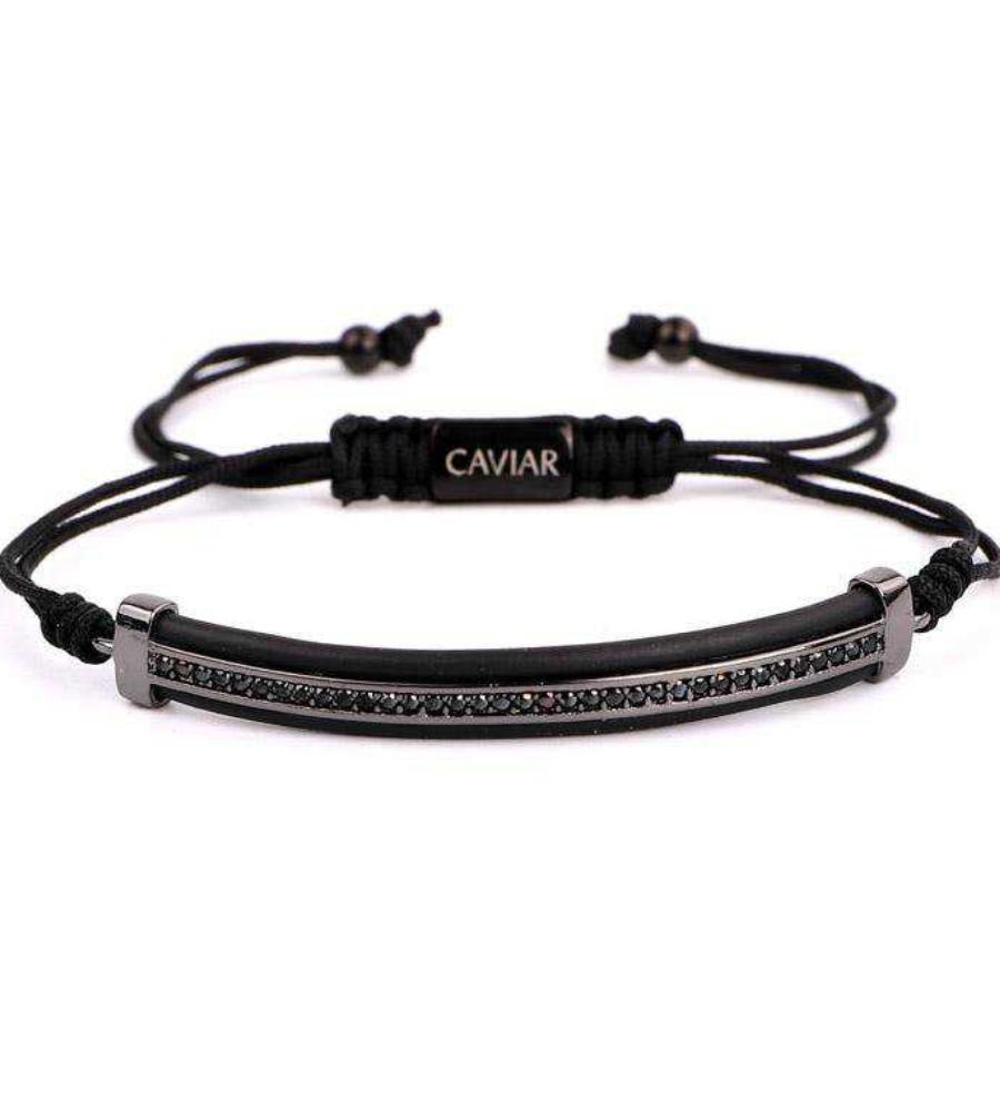 Caviar Collection - Christal x Gun Black afbeelding 1