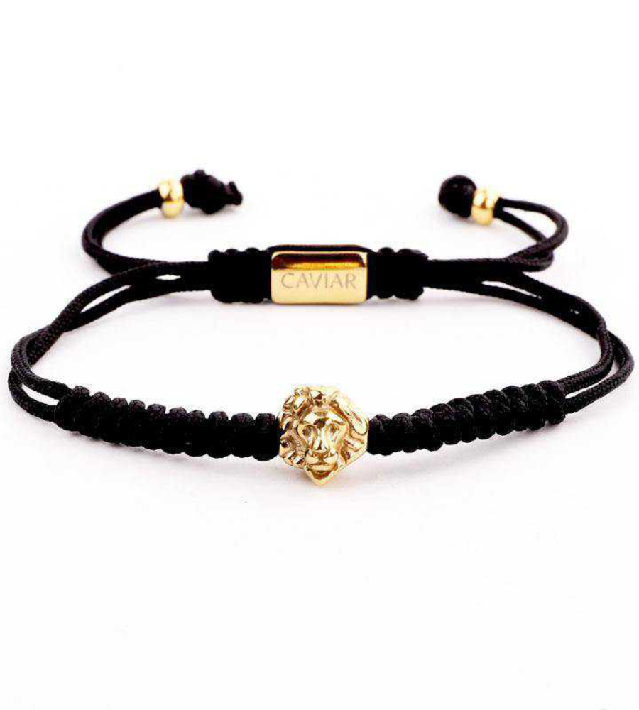 Caviar Collection Lion Black x Gold afbeelding 1