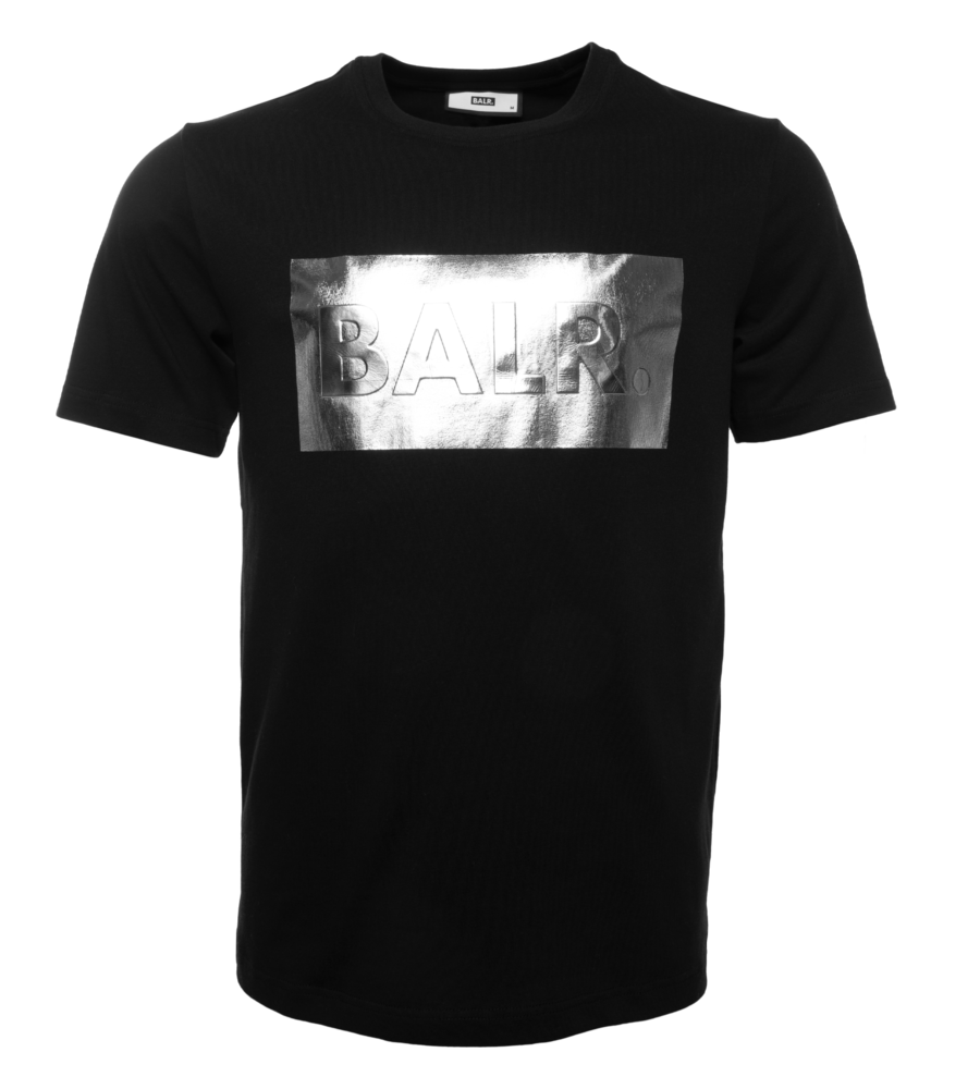 Silver club straight t-shirt afbeelding 1