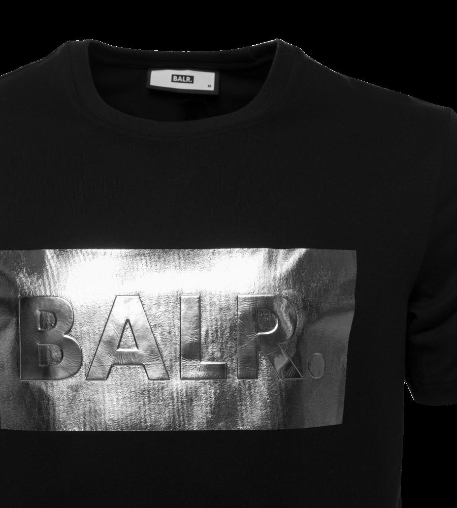 Silver club straight t-shirt afbeelding 2