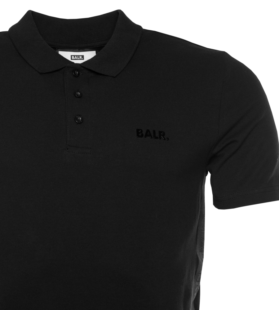 Tape Straight Polo Shirt afbeelding 2