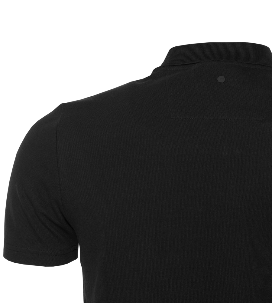 Tape Straight Polo Shirt afbeelding 3