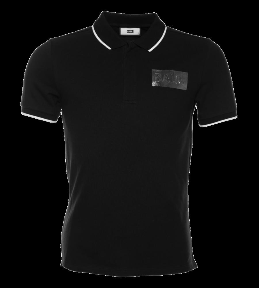Silver club polo shirt afbeelding 1