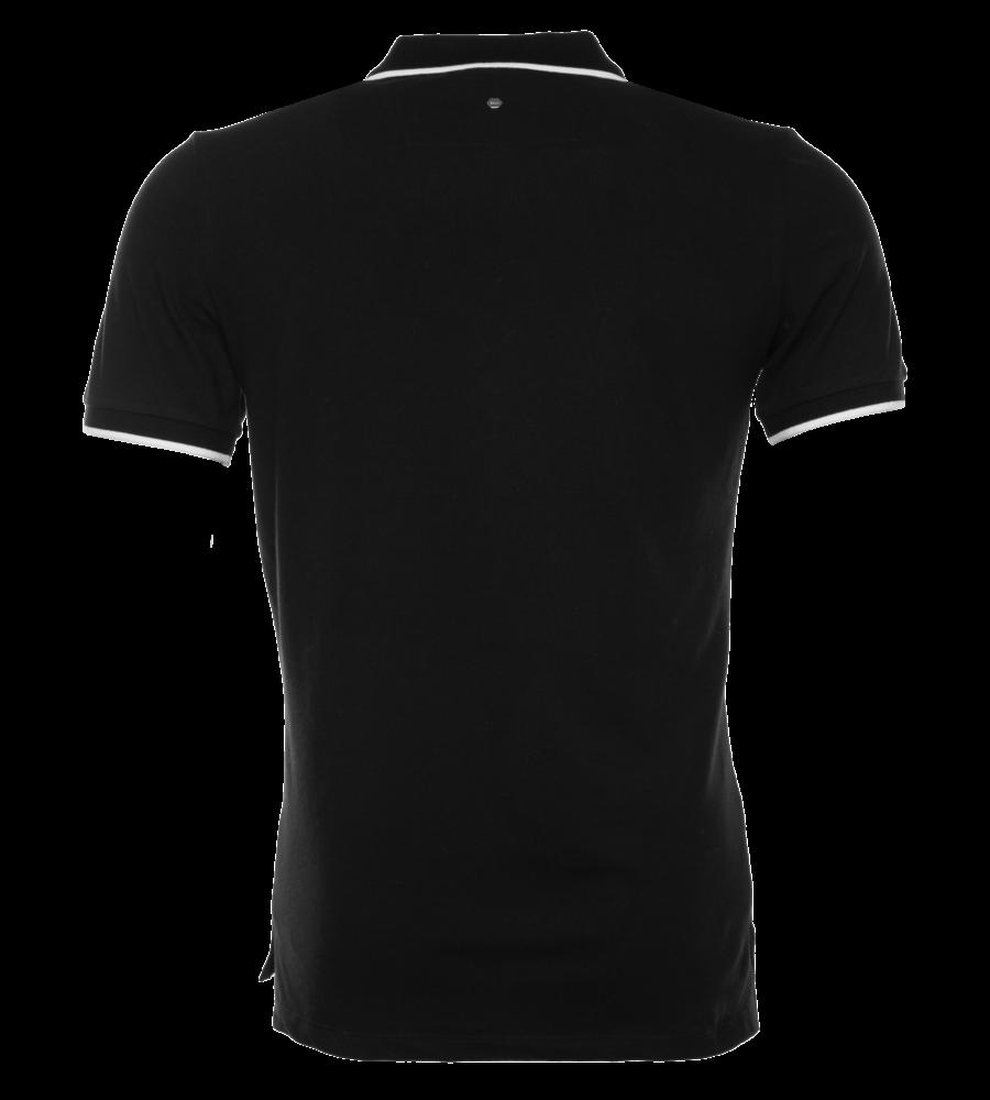 Silver club polo shirt afbeelding 4