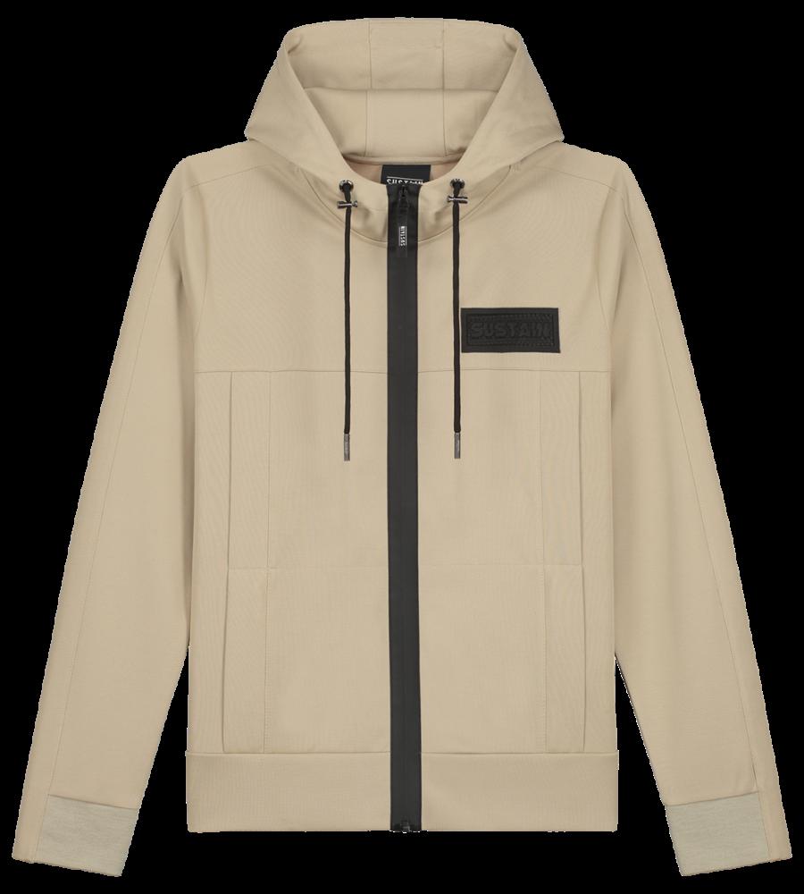 Hooded track jacket afbeelding 1