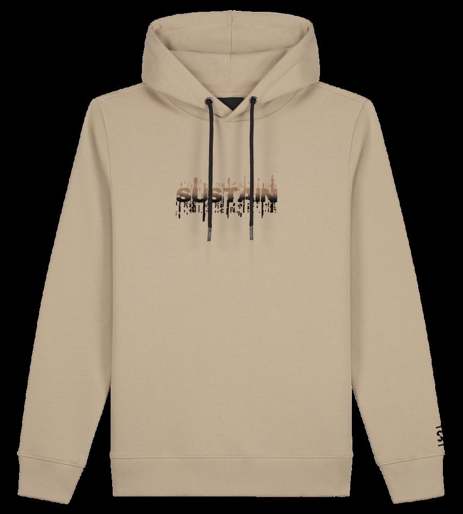 Degrade logo regular hoodie afbeelding 1