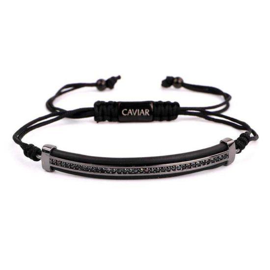 Caviar Collection - Christal x Gun Black