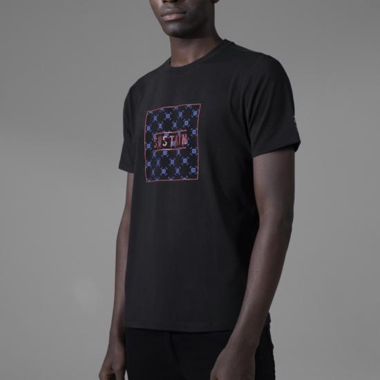 T-shirt met logo repeat