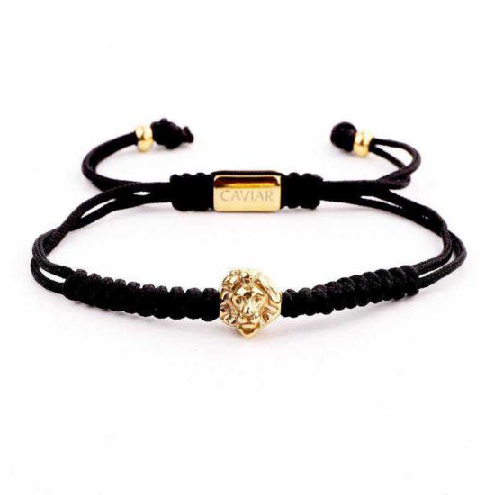 Caviar Collection Lion Black x Gold