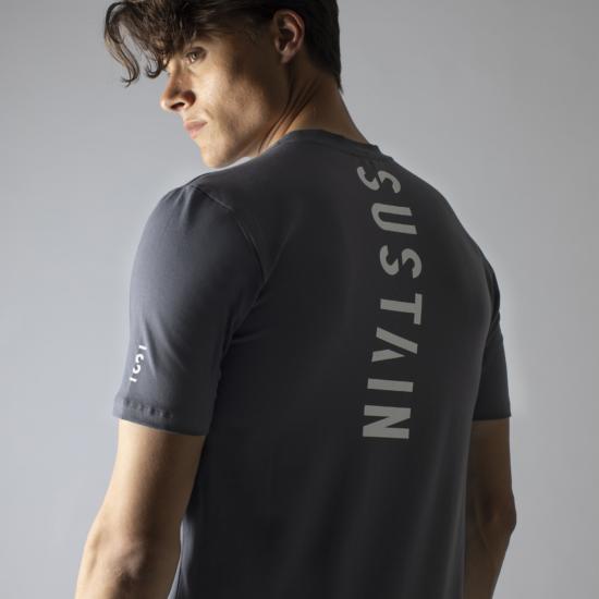 Grijs t-shirt met logo