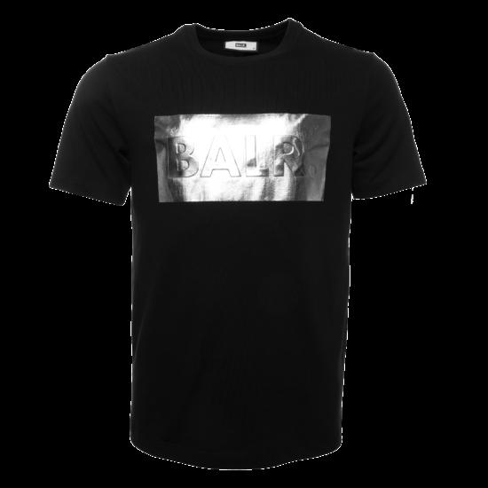 Silver club straight t-shirt