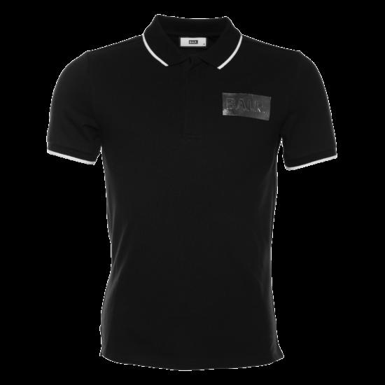 Silver club polo shirt