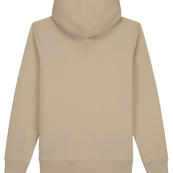 Degrade logo regular hoodie